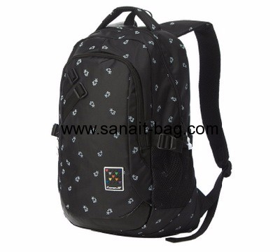 China custom bag manufacturer customized womens backpack school backpacks WB-140