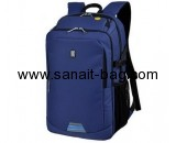 China bag factory custom polyester stylish backpack MB-120