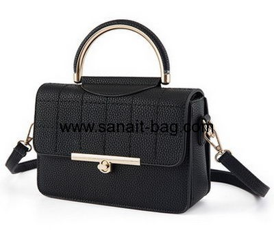 Customized pu material bag women