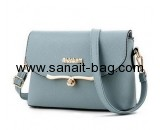 Bag supplier china custom luxury polyurethane handbags WT-330