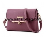 China handbag factory custom PU leather bags for women WT-329