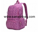 Book bag manufacturers custom nylon backpacks for school WB-147