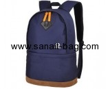 Bag supplier custom polyester backpack laptop bags MB-122