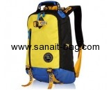 Custom bag manufacturer custom best laptop backpackers oxford MB-124