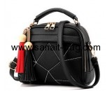 Bag supplier customize leather handbags shoulder bag WT-342