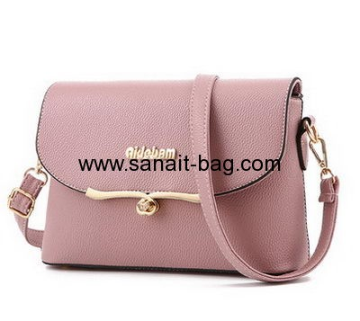 China handbag factory custom pu handbag women bags WT-331