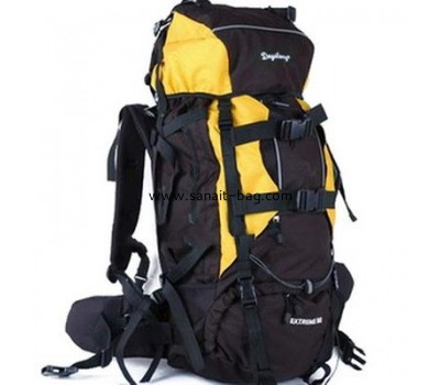 600D nylon mountaineering backpack MO-001