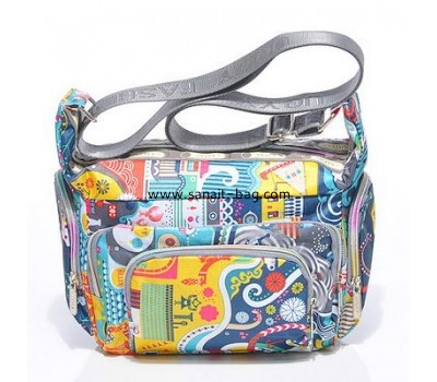 High quality Nylon messenger bag for women WM-001