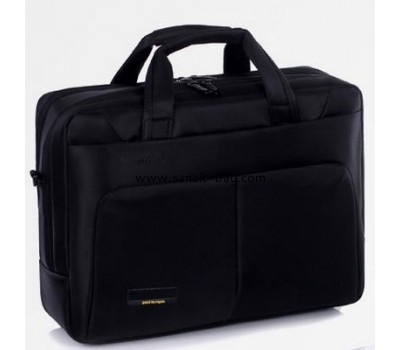 Large size single Shoulder nylon laptop bag LA-003