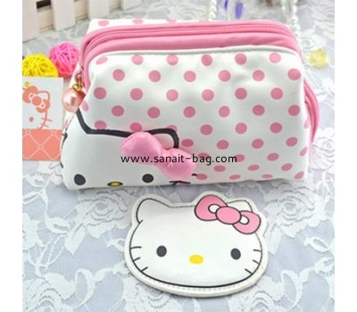 New fashion design Hello Kitty PU Cosmetic bag CO-005