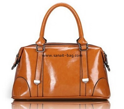 Top sale shining PU women tote bag WT-016