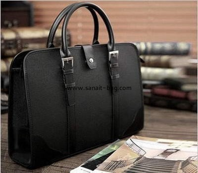 top sale fashion PU leather tote bag laptop bag for men MT-001