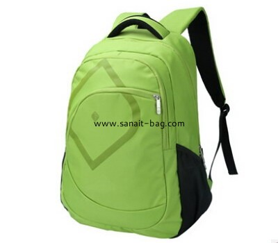 Women Nylon sport leisure computer high capacity backpack WB-027