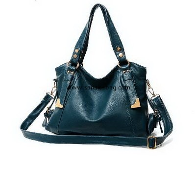 Ladies fashion PU leahter tote handbag WT-059