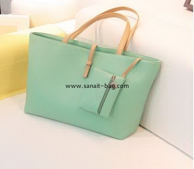 Fashion Women PU leather Tote Bag WT-001