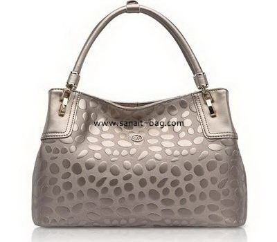Genuine leather women tote bag WT-002
