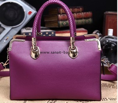 Fashion Women PU leather Tote Bag WT-004