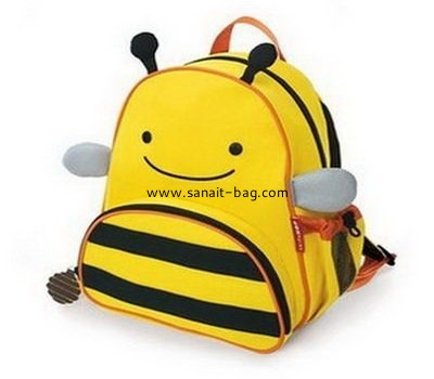 Cute oxford canvas school bag  for little boys and girls SC-001