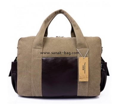 High capacity canvas sport hand carrying bags for man SP-005