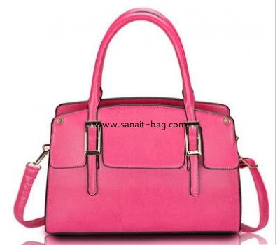 Factory price designer inspired PU leather handbag for women WT-077