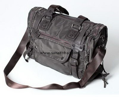 Large size PU leisure bag for man and woman LE-005