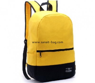 large size oxford canvas school bag for boys and girls MB-031