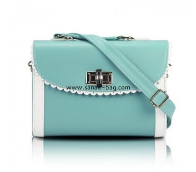 Europe style retro vintage PU handbag for young ladies WT-099