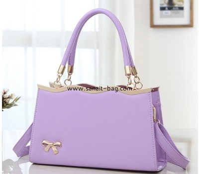 Europe and America fashion style PU leather tote bag for women WT-104