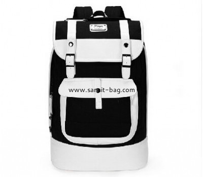High quality canvas large size travel backpack for man MB-038