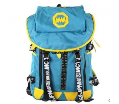 polyester large size school bag for boys and girls WB-064