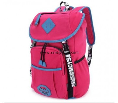 2015 fashion design canvas computer bag for ladies WB-069