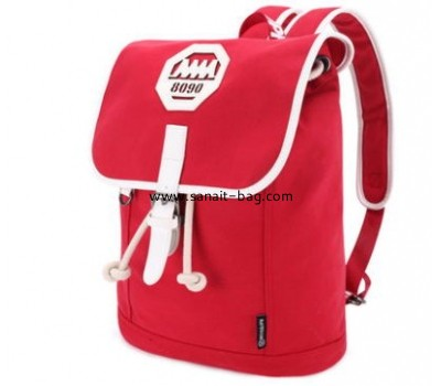 Latest fashion design canvas computer bag for women WB-070