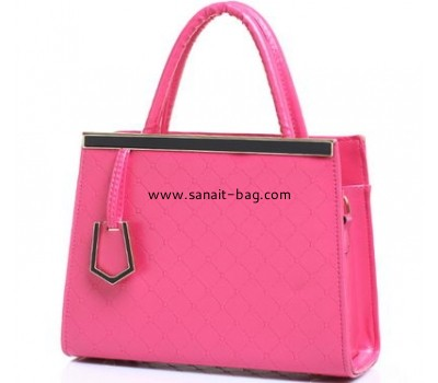 top sale fashion design PU leather tote bag for women WT-131
