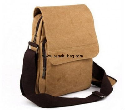 Fashion design canvas messenger bag for men MT-048