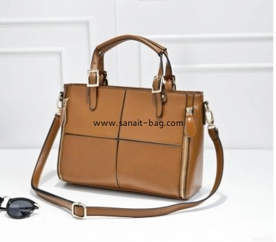 top quality genuine leather shoulder bag for ladies WT-147