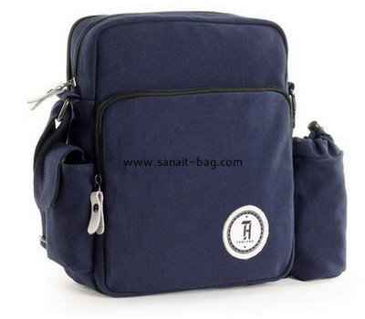 Korean style canvas sports backpack for men MB-059