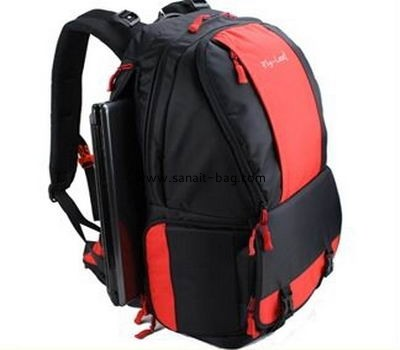 Nylon SLR camera shoulder bag and backpack with laptop bag CA-008