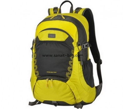 Mens water proof nylon travel backpack MB-073