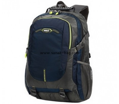 Mens nylon travel backpack school bag computer bag MB-076
