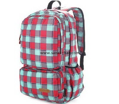 Polyester travel backpack for young ladies WB-086