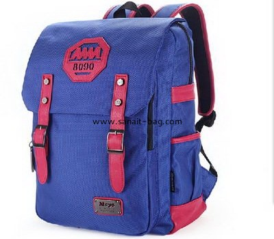 Polyester travel backpack for young ladies WB-085