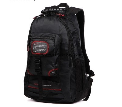 Polyester men leisure water proof backpack school bag MB-077