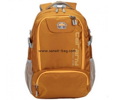 Factory wholesale polyester and nylon backpack laptop backpack men MB-085