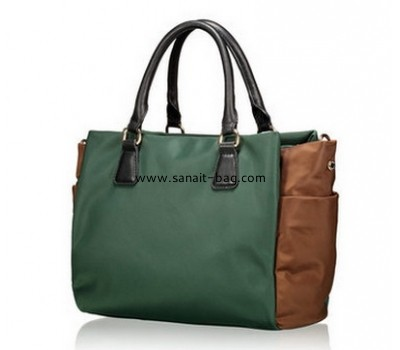Factory wholesale nylon tote bag hand carry bag for lady bag WT-205