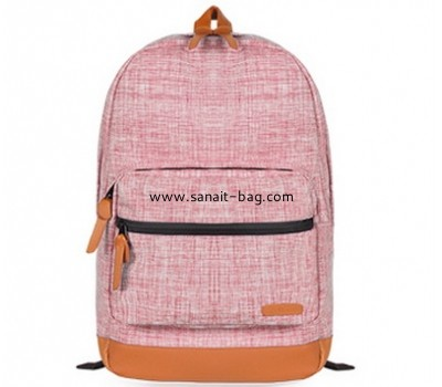 custom canvas water proof backpack WB-109