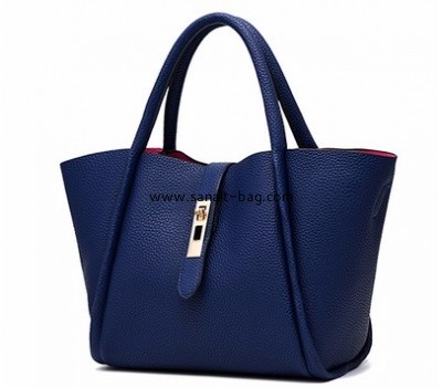 Factory custom design pu leather bag lady fashion bag bat bag WT-233