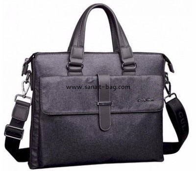 Custom canvas bag wholesale men business bag designer handbag MT-110