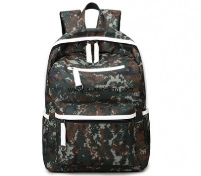 Custom design sport backpack school bag backpack canvas duffle bag MB-101
