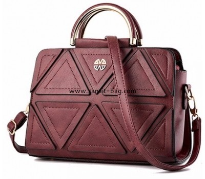 Custom design branded bag pu shoulder bag dubai fashion women bag lady wholesale cheap handbags WT-260