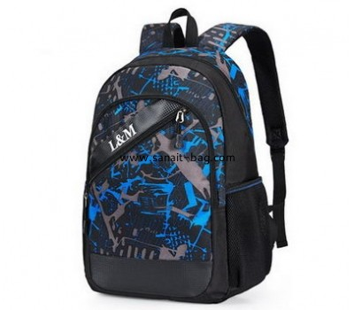 China manufacturing bags custom cheap oxford bags mens backpacks MB-113